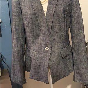 Whbm slim suit